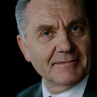 portrait Jean-Pierre Bourguignon, ancien directeur de l'IHES