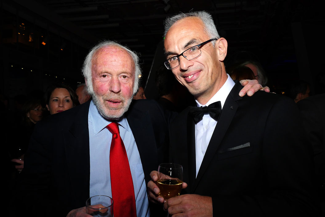 Jim Simons, Emmanuel Ullmo