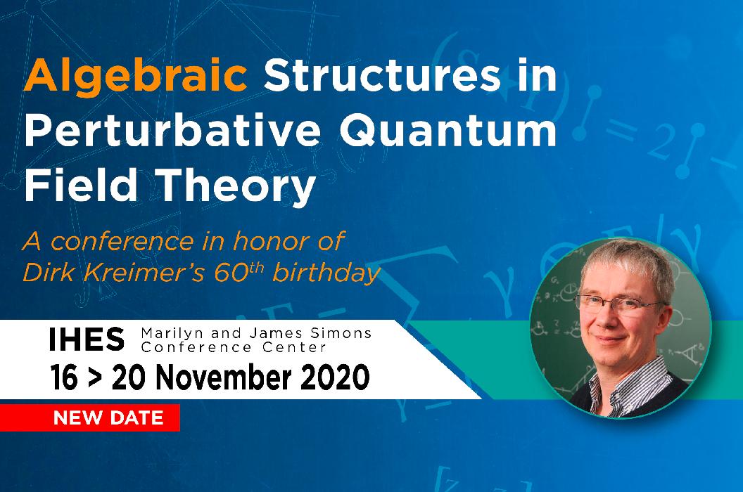 Annonce conférence sur les structures algébriques