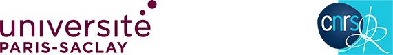 Logos de l'université Paris-Saclay et du Laboratoire Alexander Grothendieck (CNRS-IHES)