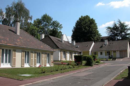 Résidence de l'Ormaille - logements pour les chercheurs de l'IHES