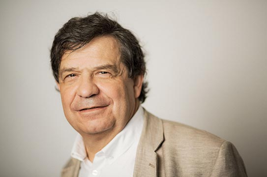 Portrait professeur Jean-François Joanny