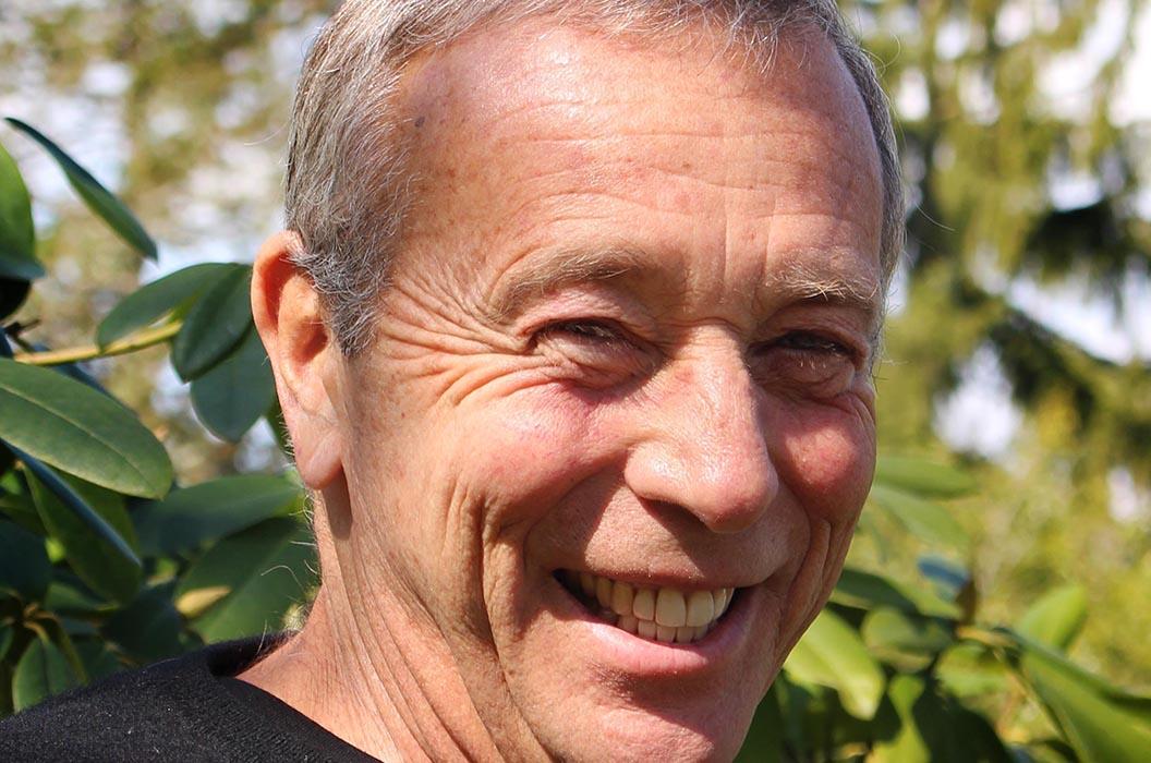 Portrait du professeur Robert Penner