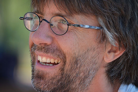 Nicolas Bergeron, editor-in-chief of Publications mathématiques de l'IHES