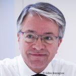 Jean-Laurent BONNAFE, administrateur-directeur-général du groupe BNP Paribas.