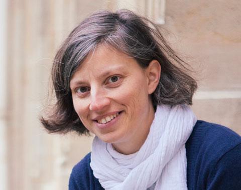 Portrait Laure Saint-Raymond