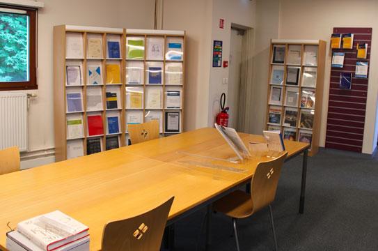 Bibliothèque N.H. Kuiper, IHES